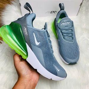 Nike Air Max 270 Obsidian Mint Grey